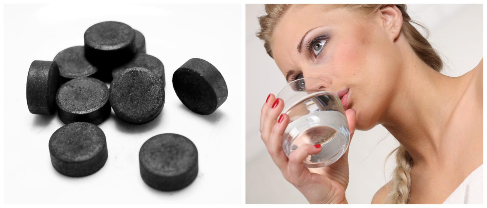 как похудеть с помощью активированного угля отзывы