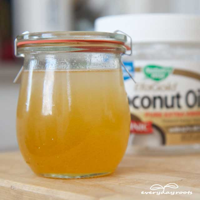 coconut oil and honey for damaged hair