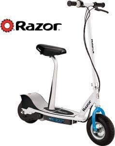 Razor E300S Seated Electric Scooter for adults